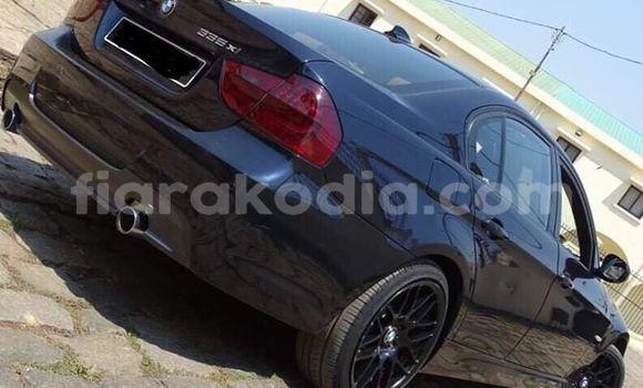Acheter Importé Voiture BMW 3–Series Noir à Antananarivo, Analamanga