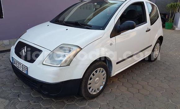 Acheter Occasion Voiture Citroen C2 Blanc à Antananarivo, Analamanga