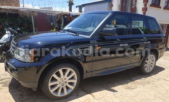 Acheter Importé Voiture Land Rover Range Rover Noir à Antananarivo, Analamanga
