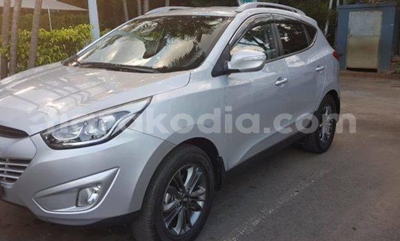 Acheter Occasion Voiture Hyundai ix35 Gris à Antananarivo, Analamanga