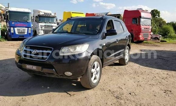 Acheter Occasion Voiture Hyundai Santa Fe Noir à Antananarivo, Analamanga