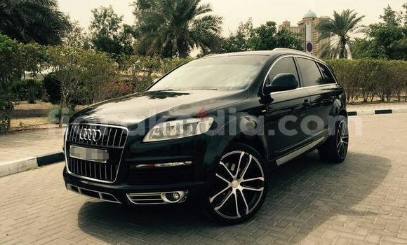Acheter Occasion Voiture Audi Q7 Noir à Antananarivo, Analamanga