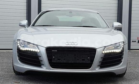 Acheter Occasion Voiture Audi R8 Gris à Ankazoabo, Atsimo-Andrefana