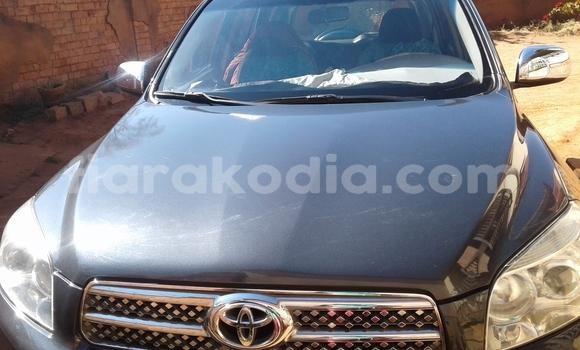 Acheter Occasion Voiture Toyota RAV 4 Gris à Antananarivo, Analamanga