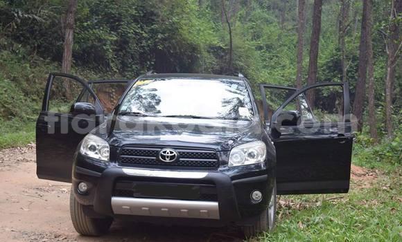 Acheter Occasion Voiture Toyota RAV 4 Noir à Antananarivo, Analamanga