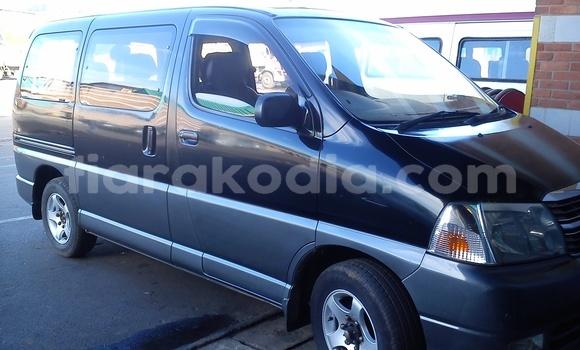 Acheter Occasion Voiture Toyota Granvia Noir à Antananarivo, Analamanga