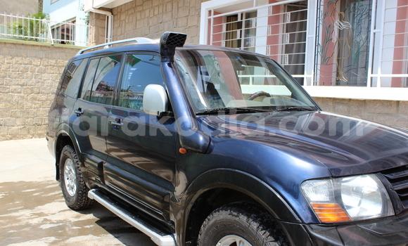 Acheter Importé Voiture Mitsubishi Pajero Autre à Antananarivo, Analamanga