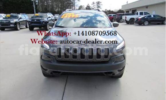 Acheter Occasion Voiture Jeep Cherokee Gris à Antananarivo, Analamanga
