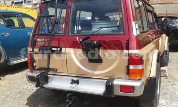 Acheter Occasion Voiture Nissan Patrol Autre à Tôlanaro (Tolagnaro, Tola'aro, Faradofay), Anosy
