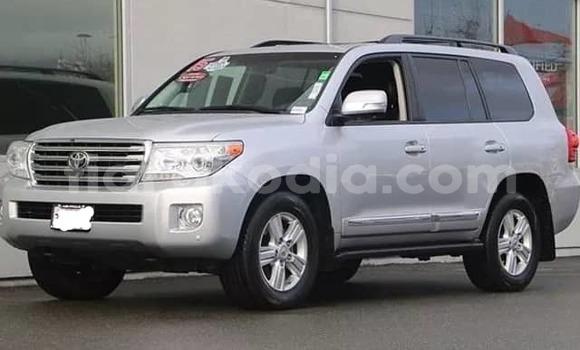 Acheter Occasion Voiture Toyota Land Cruiser Gris à Antananarivo, Analamanga