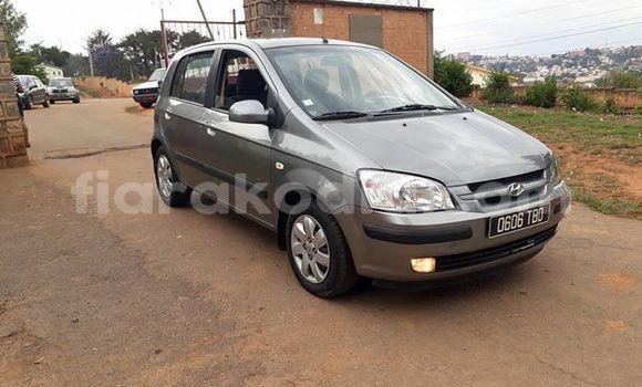 Acheter Occasion Voiture Hyundai Getz Autre à Antananarivo, Analamanga