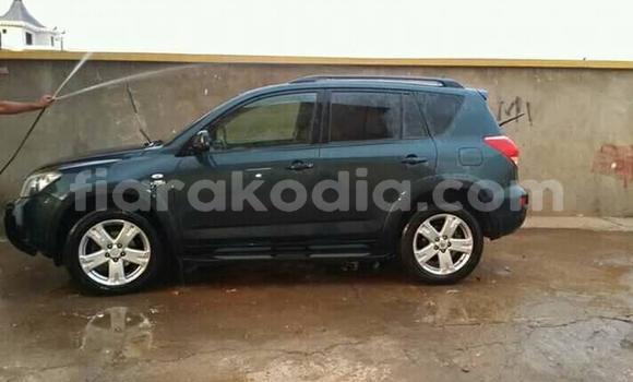 Acheter Occasion Voiture Toyota RAV4 Noir à Antananarivo, Analamanga