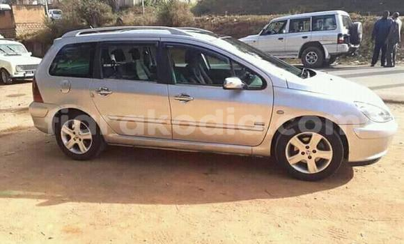 Acheter Occasion Voiture Peugeot 307 Gris à Antananarivo, Analamanga