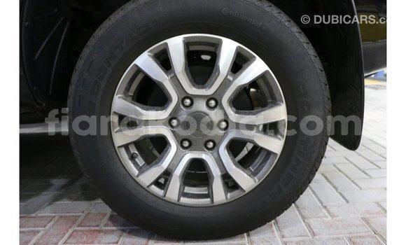 Acheter Importé Voiture Ford Ranger Noir à Import - Dubai, Diana