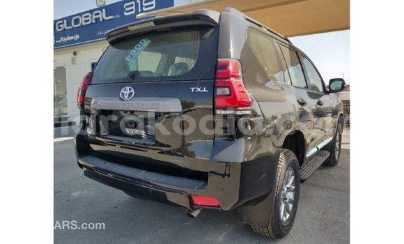 Acheter Importé Voiture Toyota Prado Noir à Import - Dubai, Diana