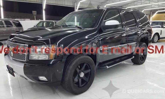Acheter Importé Voiture Chevrolet Tahoe Noir à Import - Dubai, Diana