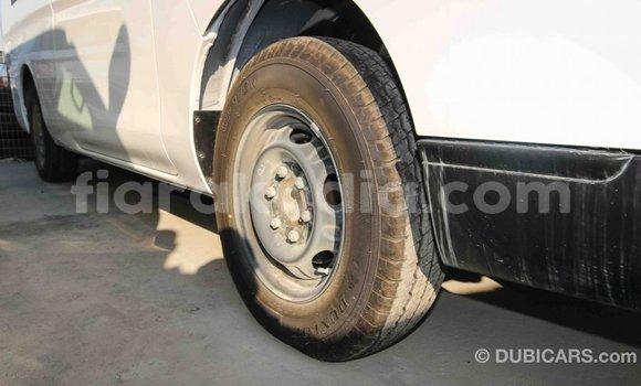 Acheter Importé Utilitaire Nissan Evalia Blanc à Import - Dubai, Diana