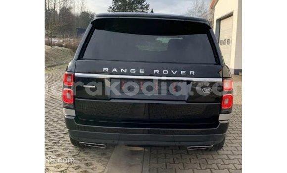 Acheter Importé Voiture Land Rover Range Rover Noir à Import - Dubai, Diana