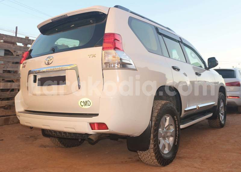 Big with watermark toyota land cruiser prado analamanga antananarivo 6764