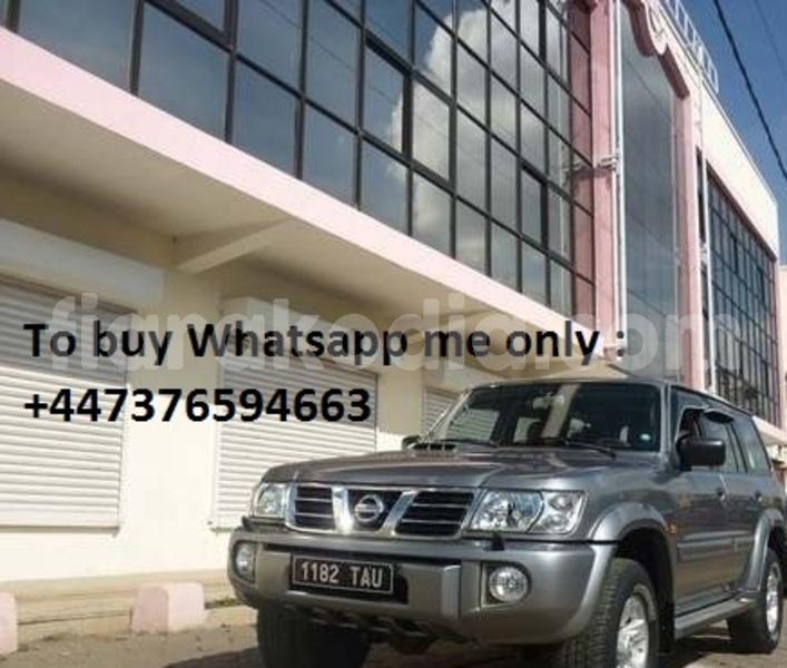Big with watermark nissan patrol analamanga antananarivo 6887