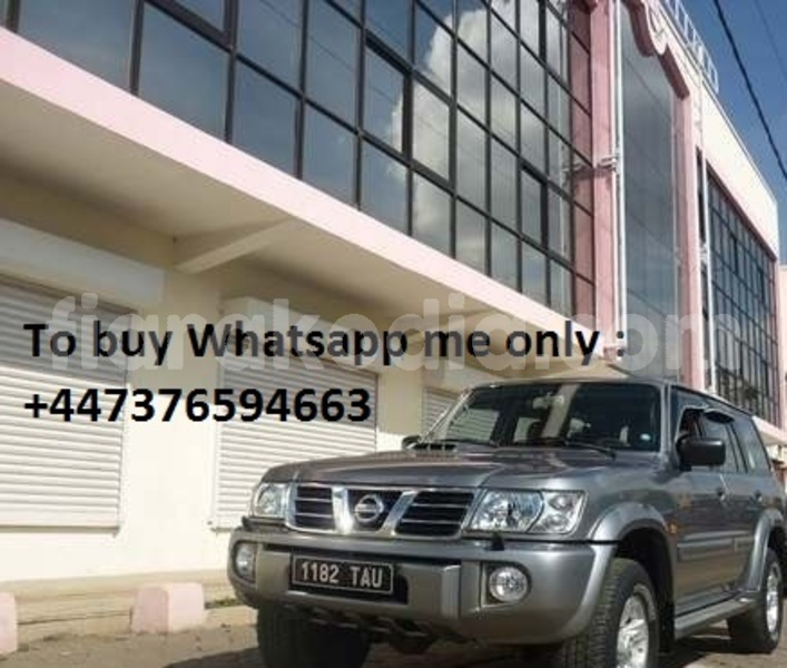 Big with watermark nissan patrol analamanga antananarivo 6924