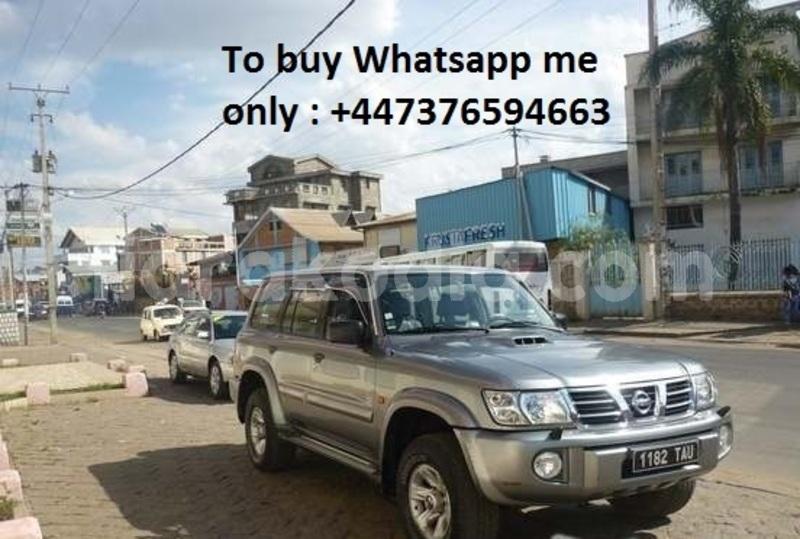Big with watermark nissan patrol analamanga antananarivo 6926