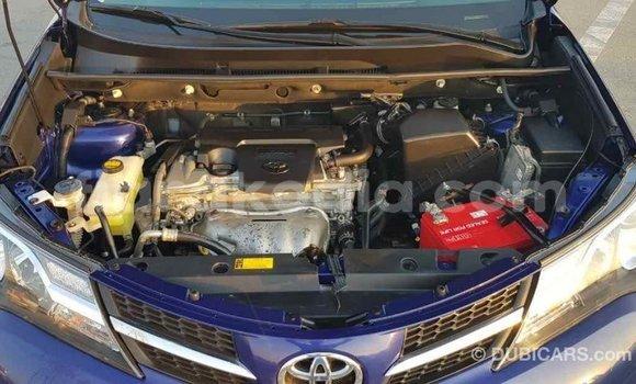 Acheter Importé Voiture Toyota RAV 4 Bleu à Import - Dubai, Diana