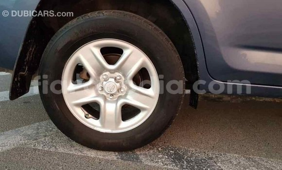 Acheter Importé Voiture Toyota RAV4 Bleu à Import - Dubai, Diana