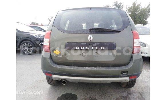 Acheter Importé Voiture Renault Duster Vert à Import - Dubai, Diana