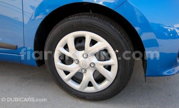 Acheter Importé Voiture Hyundai i10 Bleu à Import - Dubai, Diana