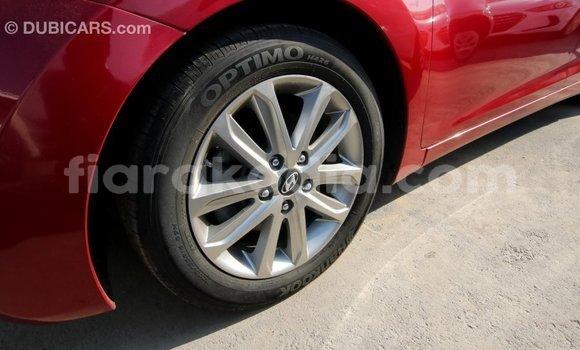 Acheter Importé Voiture Hyundai Elantra Rouge à Import - Dubai, Diana