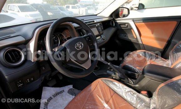 Acheter Importé Voiture Toyota RAV 4 Noir à Import - Dubai, Diana
